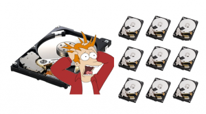Attack of the Disk Clones