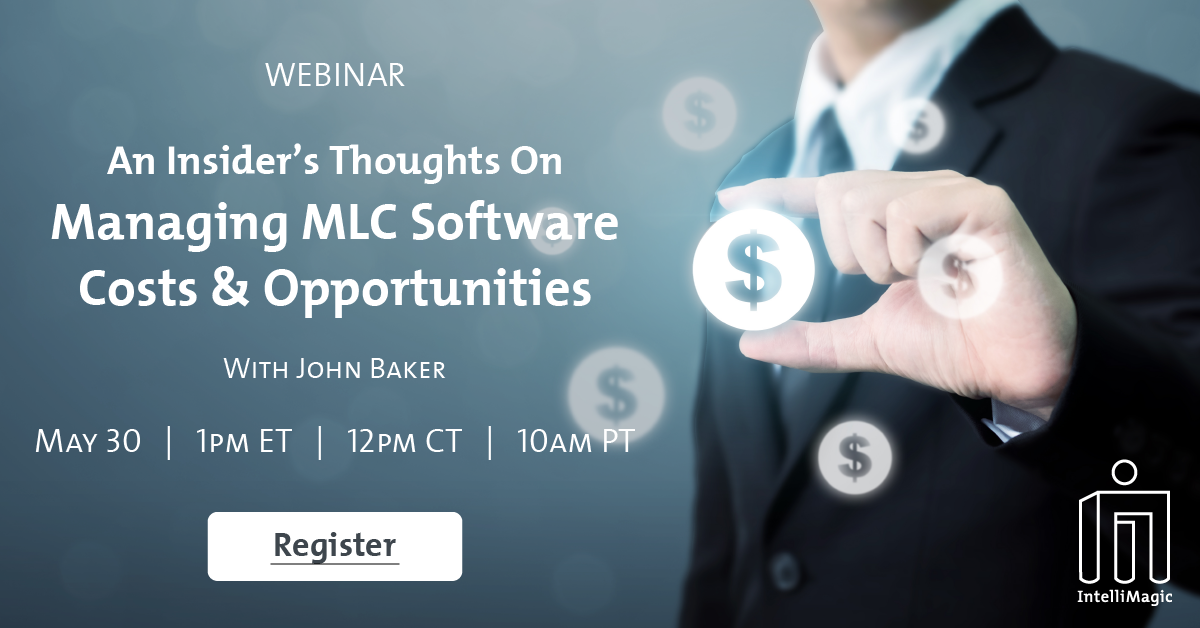 An Insider's Thoughts on Managing MLC Software Costs and Opportunities