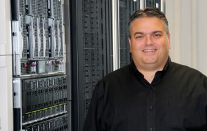Photo of Marc LeBlanc, Storage Administrator at Medavie Blue Cross