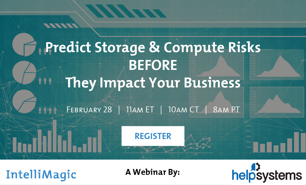 Predict Storage and Compute Risks Before They Impact Your Business