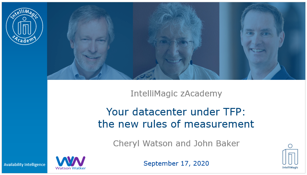 Your Datacenter Under TFP: The New Rules of Measurement