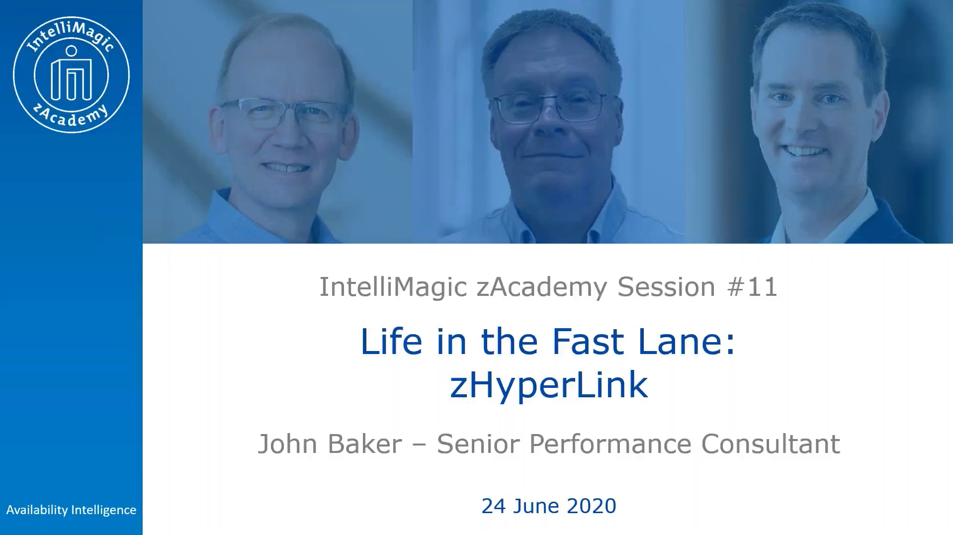Life in the fast lane: zHyperLink